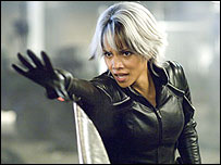 Halle Berry in X-Men: The Last Stand