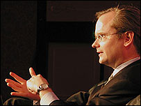 Lawrence Lessig - photo courtesy of www.lessig.org