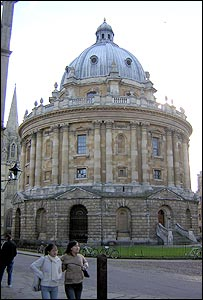 Radcliffe Camera, part of Oxford's Bodleian library