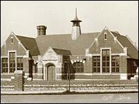 Littlehampton Library in 1910