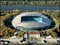 Leipzig's Zentralstadion