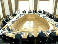 Holyrood's Justice 1 Committee