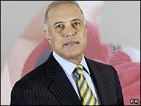 Arun Sarin, Vodafone chief executive
