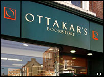 Ottakar's store
