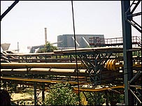 Pakistan Steel complex