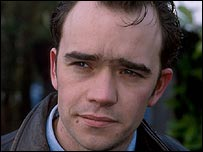 Actor Todd Carty as Eastender's Mark Fowler