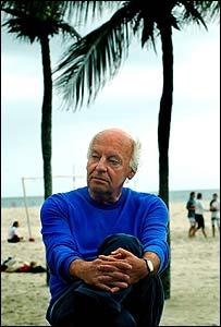 Eduardo Galeano. Foto: Renzo Gostoli.