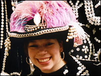 Stephanie Jolly, pearly queen