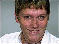BBC producer Kate Peyton