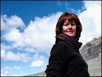 Panorama reporter Jane Corbin
