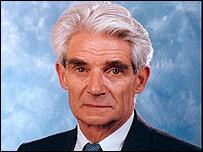 BBC Correspondent Charles Wheeler