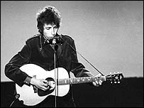 Bob Dylan in 1965
