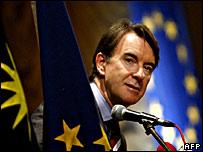 Peter Mandelson, EU Trade Commissioner