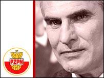 Poland coach Pawel Janas