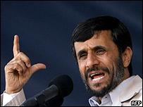 Президент Ахмадинеджад