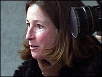 Deborah Scranton (Photo courtesy of The War Tapes)