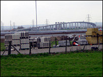 New Sheppey Crossing