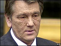 Viktor Yushchenko