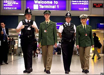 german police uniform