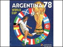 �lbum Argentina 78