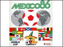 Álbum México 86