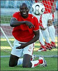 Tunisian captain Hatem Trabelsi
