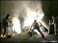 Uranium processing at Isfahan