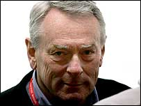 Wada chief Dick Pound