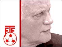 Togo coach Otto Pfister