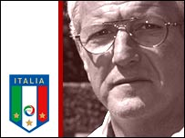 Italy coach Marcello Lippi