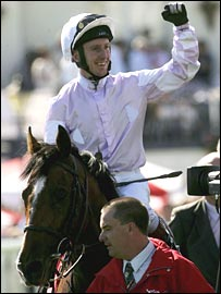 Martin Dwyer and Sir Percy