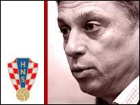 Croatia coach Zlatko Kranjcar