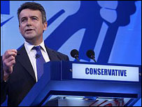 Bernard Jenkin MP from Conservative Party website