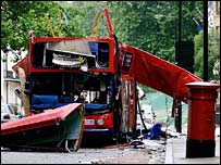 Tavistock Square bus blast