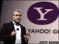 Yahoo boss Terry Semel