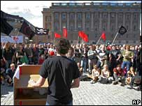 pirate bay demo