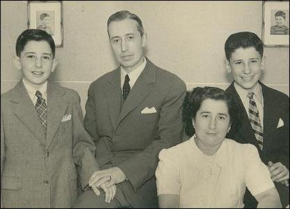 Fotos de la familia Bianchi