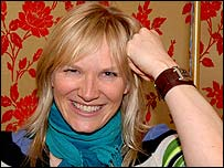BBC Radio 1 DJ Jo Whiley