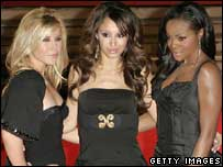 Sugababes, Getty
