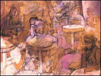 Alberto Sughi's Piano Bar, Italia (1996)