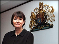 Harriet Harman, Minister for Constitutional Affairs