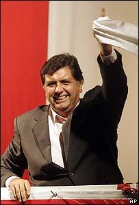 Alan Garc�a