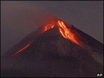 Mount Merapi 6/06/06