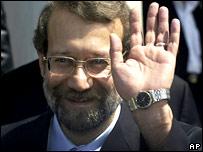 Представитель Ирана на переговорах по ядерной программе Али Лариджани