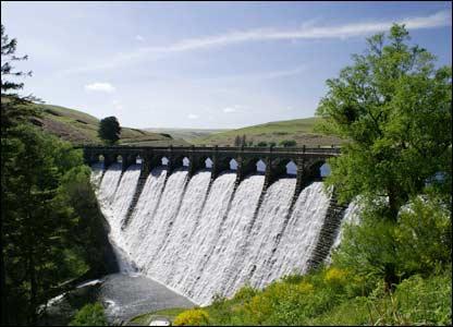 Craig Goch Reservoir, Elan Valley (Dai Bevan)