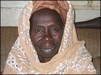 Mother of would-be migrant Assane Sow