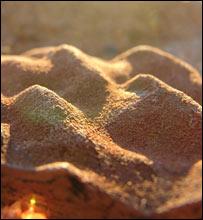 Pilbara structures (Abigail Allwood/ACA)