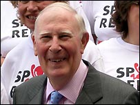 Sir Roger Bannister started the Westminster Mile