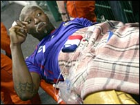 France striker Djibril Cisse