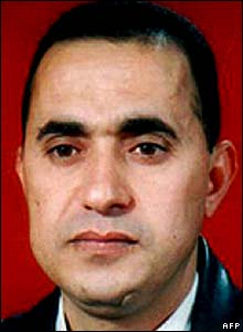 Zarqawi in clean-shaven disguise